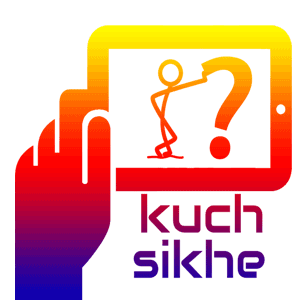 kuch sikhe logo
